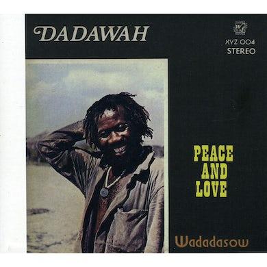 Dadawah PEACE & LOVE CD