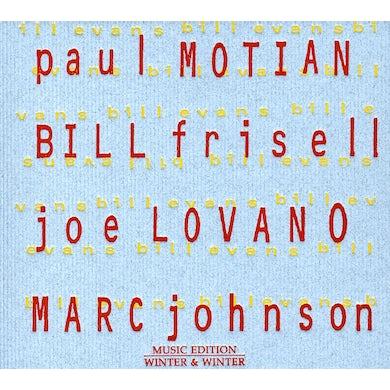 Paul Motian BILL EVANS CD