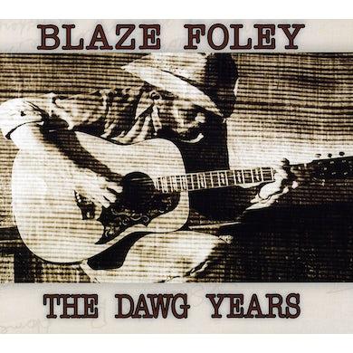 Blaze Foley DAWG YEARS CD