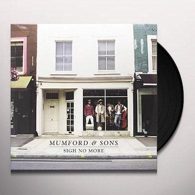 Mumford & Sons SIGH NO MORE Vinyl Record