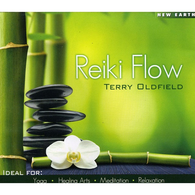 Terry Oldfield REIKI FLOW CD
