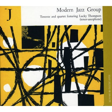 MODERN JAZZ GROUP CD