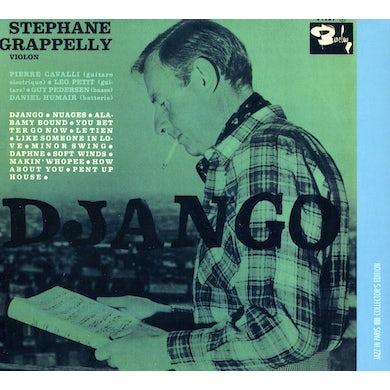 Stephane Grappelli DJANGO CD