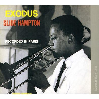 Slide Hampton EXODUS CD