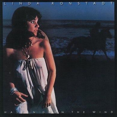 Linda Ronstadt HASTEN DOWN WIND CD