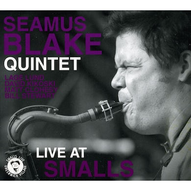 Seamus Blake LIVE AT SMALLS CD
