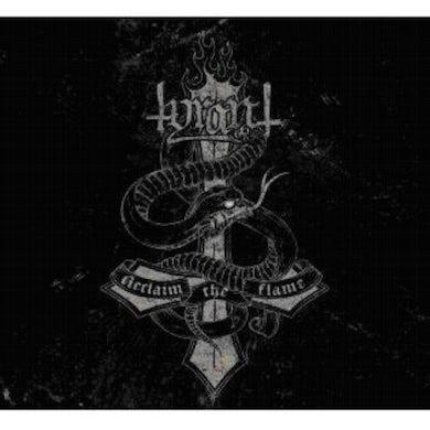 Tyrant RECLAIM THE FLAME CD