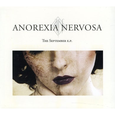 ANOREXIA NERVOSA SEPTEMBER EP CD