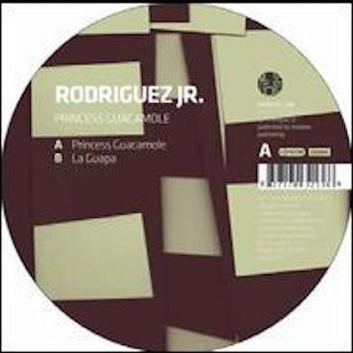 Rodriguez Jr PRINCESS GUACAMOLE Vinyl Record