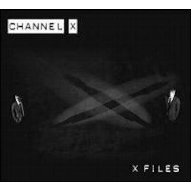 Channel X X FILES PART 1 Vinyl Record