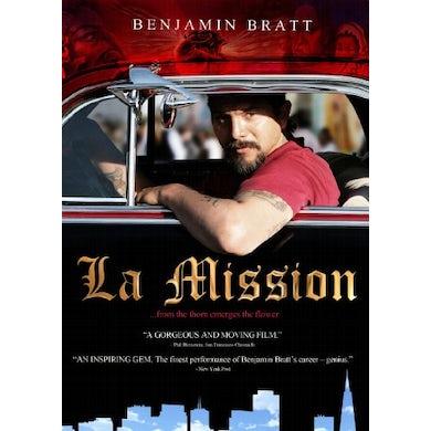 LA MISSION DVD