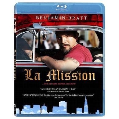 LA MISSION Blu-ray