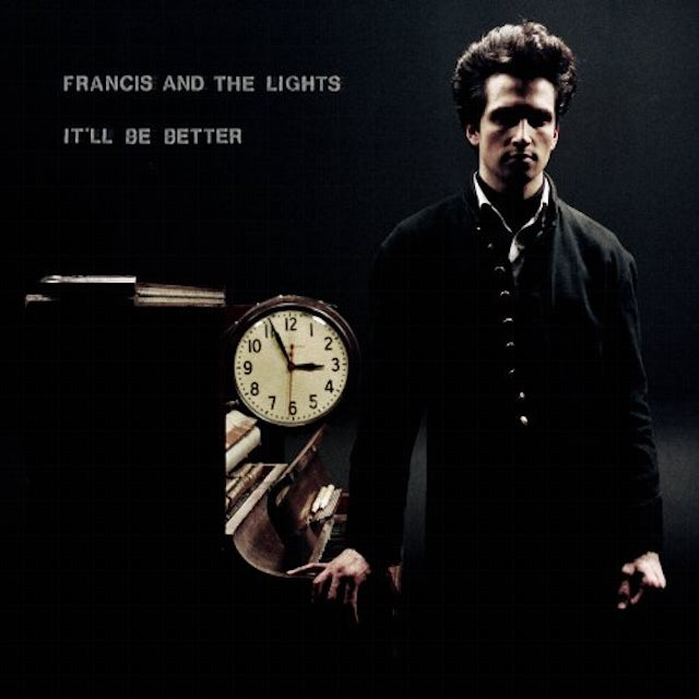 Francis & Lights IT'LL BE BETTER CD