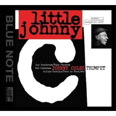 Johnny Coles LITTLE JOHNNY C CD