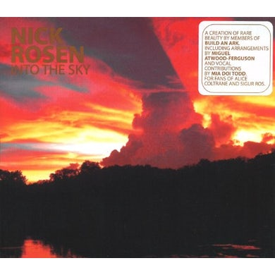 Nick Rosen INTO THE SKY CD