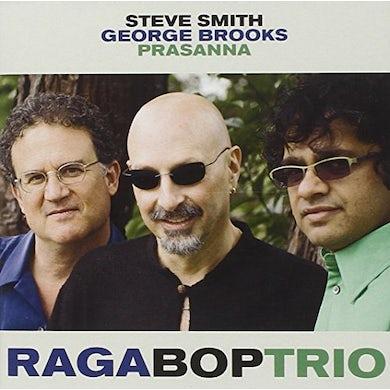 Steve Smith RAGA BOP TRIO CD