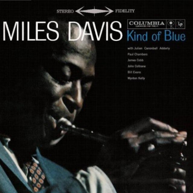 Miles Davis KIND OF BLUE Vinyl Record