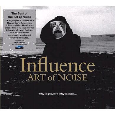 Art Of Noise INFLUENCE CD