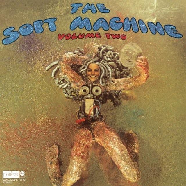 Soft Machine VOLUME 2 Vinyl Record