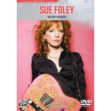 Sue Foley GUITAR WOMAN DVD