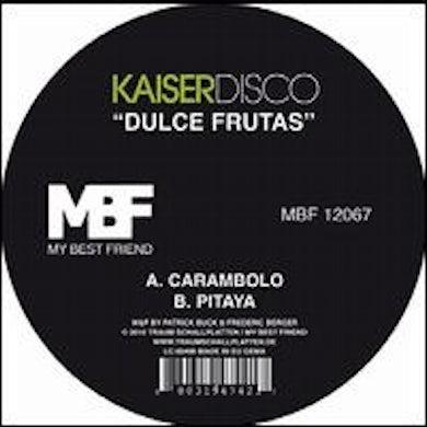 Kaiserdisco DULCE FRUTAS Vinyl Record