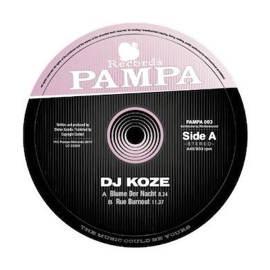 Dj Koze RUE BURNOUT Vinyl Record