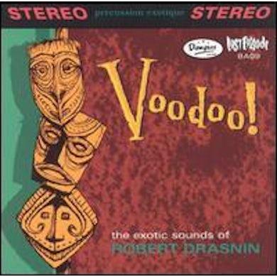 Robert Drasnin VOODOO Vinyl Record