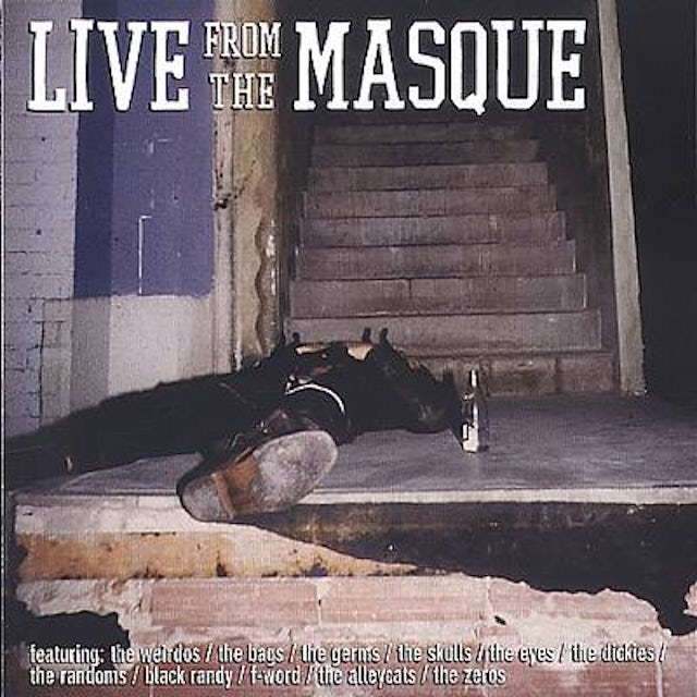 Live From The Masque: Definitive Collection / Var Vinyl Record