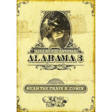 Alabama 3 HEAR THE TRAIN A COMIN DVD