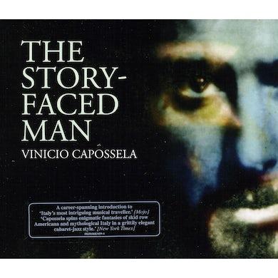 Vinicio Capossela STORY FACED MAN CD