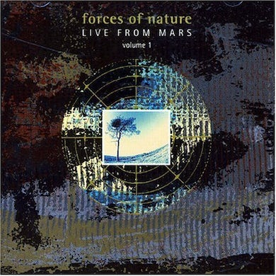Forces of nature LIVE FROM MARS 1 CD