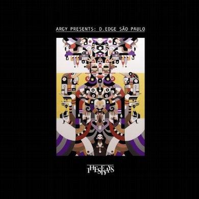 Argy PRESENTS: D EDGE SAO PAULO CD
