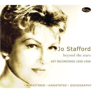 Jo Stafford BEYOND THE STARS KEY RECORDINGS 1940-1959 CD