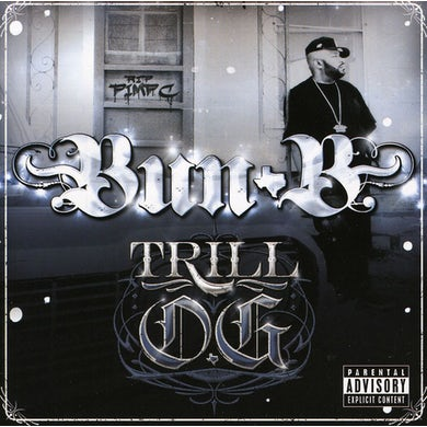 Bun B TRILL O.G. CD