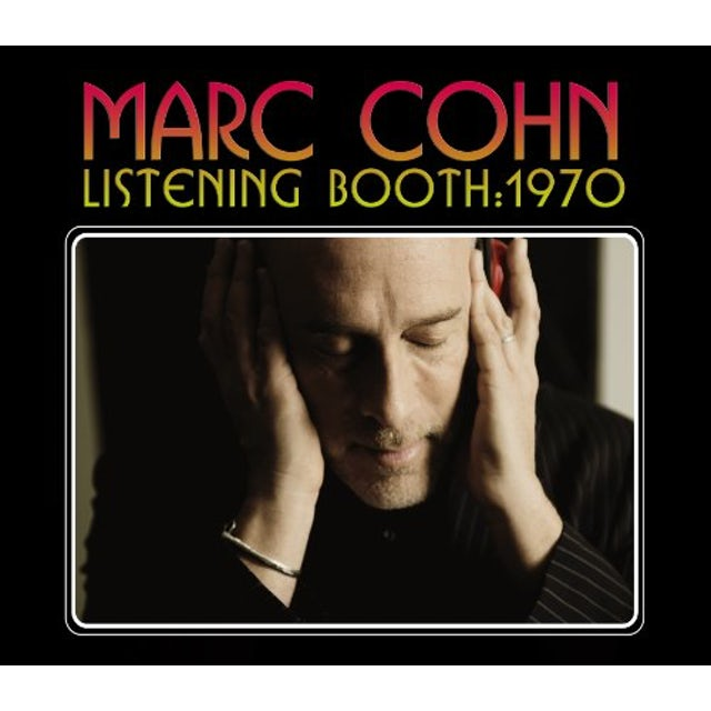 Marc Cohn LISTENING BOOTH: 1970 CD