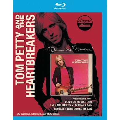 Tom Petty and the Heartbreakers CLASSIC ALBUMS: DAMN THE TORPEDOES Blu-ray