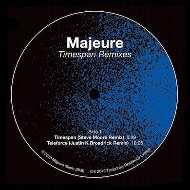 Majeure TIMESPAN REMIXES Vinyl Record