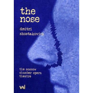 Shostakovich NOSE DVD