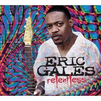 Eric Gales RELENTLESS CD