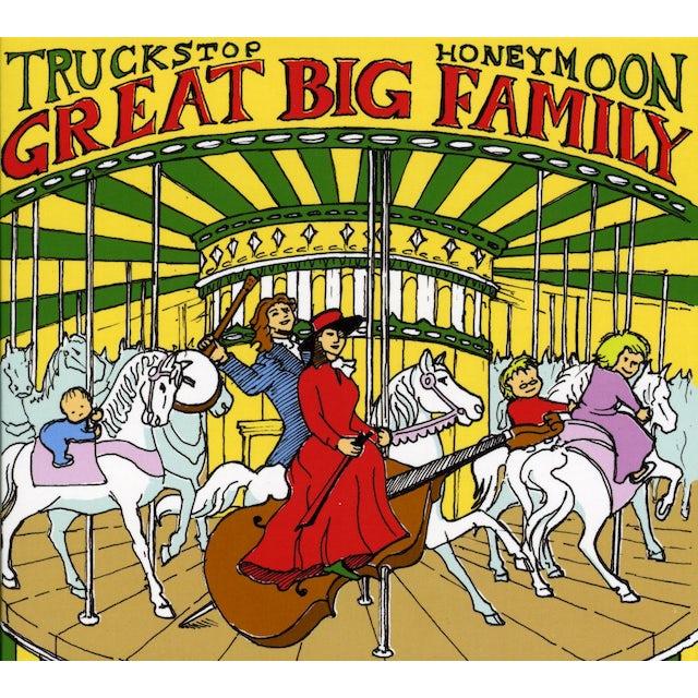 Truckstop Honeymoon GREAT BIG FAMILY CD