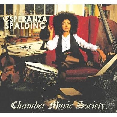 Esperanza Spalding CHAMBER MUSIC SOCIETY CD