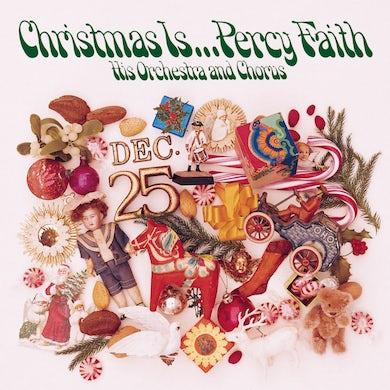 Percy Faith CHRISTMAS IS CD