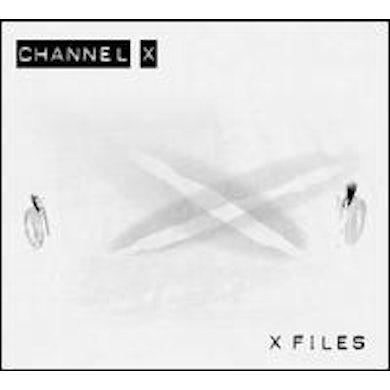 Channel X X FILES PART 2 Vinyl Record