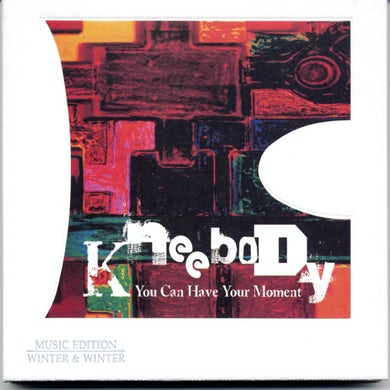 YOU CAN HAVE YOUR MOMENT CD