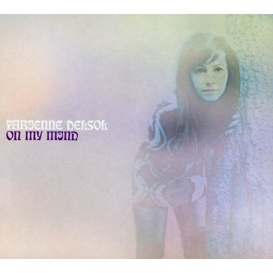 Fabienne Delsol ON MY MIND CD