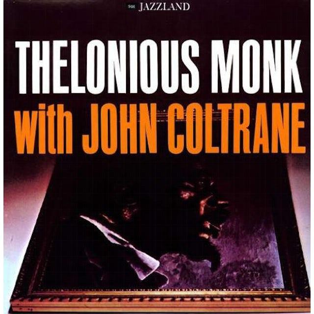 Thelonious Monk WITH JOHN COLTRANE Vinyl Record