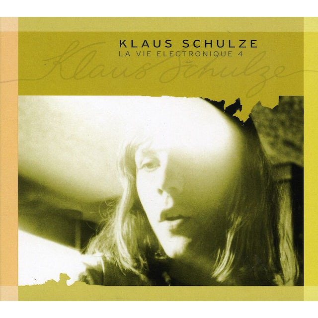 Klaus Schulze VIE ELECTRONIQUE 4 CD