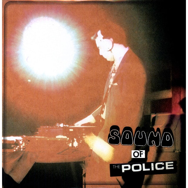 Cut Chemist SOUND OF THE POLICE Vinyl Record