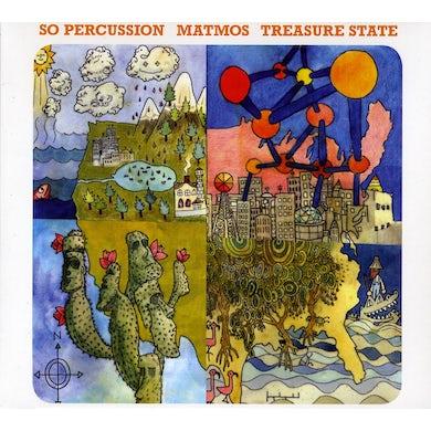 So Percussion / Matmos TREASURE STATE CD