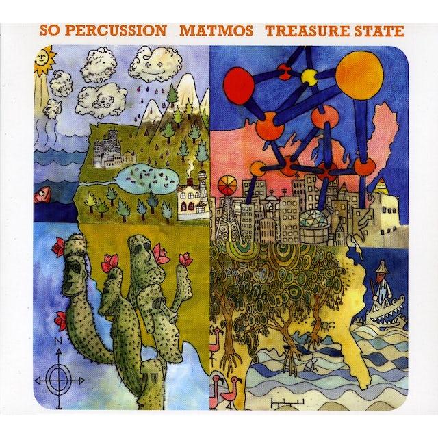 So Percussion / Matmos